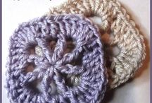 Scrappy Crochet Items / Using scraps for blankets and other items