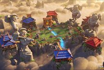 clash Royal And clans