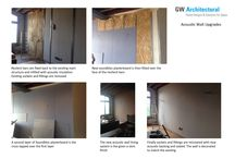 Building Upgrades / Upgrades of Various Types to Existing Buildings