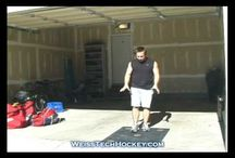 Workouts & Fitness / Workout ideas and general fitness information