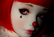 Ball Joint and art Dolls