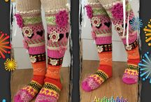 Knitting Atelielykke