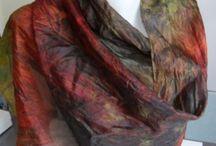 Silk scarfs / Silk scarfs