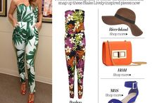 The Fashion Drop / Look's edit of the hottest items to land on the high-street everyday / by LOOK Magazine - High Street Fashion, Celebrity Style, Hairstyles and Beauty