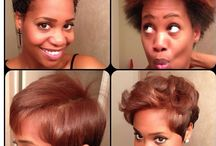 Hair Junkie / by Yanika C.