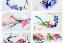 Robótki - kwiaty
