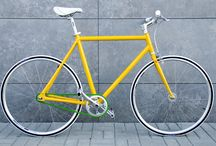 Our new bikes / Here are the bikes we design