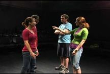 Stage Techniques / Author of An Idiot On Stage - equipping and encouraging community theatre to expect more and be extraordinary. On stage techniques from acting and directing to combat.