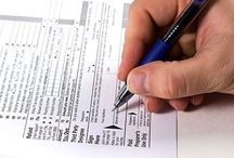 Tax Time Tips / Tax season can be stressful. Get the most out of your refund and don't skip on any deductions!