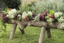 gardening/yard art / by Cyndie Geries