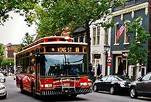 Tour: Washington, D.C. / Websites and lists of things to see and do in the Washington, D.C. area