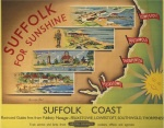 Suffolk LOVE / We LOVE Suffolk - from its coastal stretches to laid back market towns and everything in between. Relaxed, restful and a feast for the senses, we're happy to call it home
