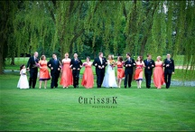 wedding party pictures / by Tara Cristin