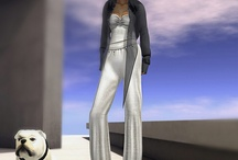 Second Life Fashions / Fashion / by B.Noticed