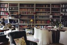 Bookcase / A collection of bookcase ideas. / by Allison Arnett