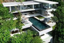 ciekawe domy