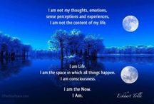 What Spirituality Means to Me / Self Explanatory