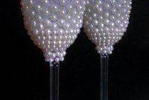 taças decoradas