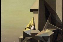 Kay Sage /surrealism/