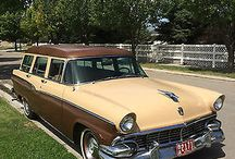 FORD station wagons