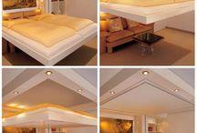 Makuuhuoneen suunnittelu