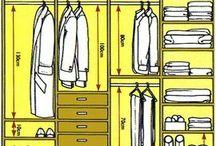 Organizare dulapuri