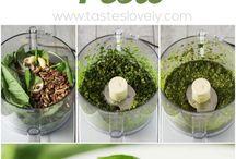 Pesto p/ massa
