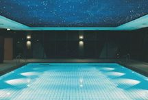 Swimming Pool Underwater Light / We are Swimming pool contractor with Pool maintenance . We offer a wide range of services of Pool Construction ... Antique & Modern Patterns , Underwater Lights , Pool cladding .