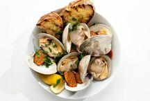 Sea food shell fish / Shell fish