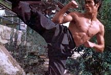 The little dragon - Bruce Lee
