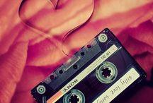 Old cassettes