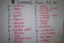 Community Helpers / by Ashley Willard