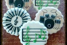 music cookie