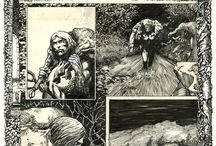 Original Cimmeria by Barry Windsor-Smith / Barry Windsord-Smith
