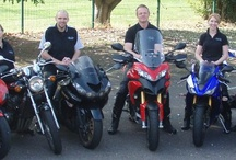 Lawyers & Solicitors (on motorbikes) / The lawyers & solicitors from White Dalton