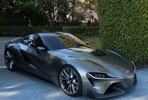 Toyota FT-1 the Next-Gen Supra ?? / Australia's Motoring reports that the FT-1 will – as many predicted – form the basis for the next Supra.  Stay in touch with http://toyotaofhollywood.com for your chance to get the FT-1!
