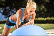 fitnessbal oefeningen/exerciseball