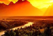 Sunrise & Sunset / by Mike Hubbard