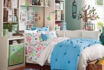 Tween girls rooms