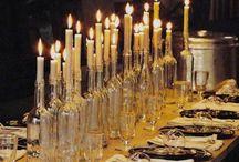 Lumières table