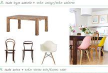 tavolo e sedie x cucina