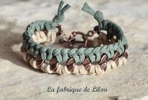 bijoux cuire ect