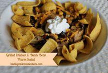 Salads / by Alli Smith anallievent.com