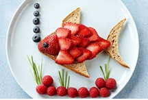 Kid Approved Berry Recipes / Getting kids to eat healthy can be a challenge — but it's a lot easier when you give them a fun and tasty way to eat!   From creative food art meals to deliciously simple snacks, these kid approved recipes are an easy, smart way to serve fresh strawberries, raspberries, blackberries and blueberries into every meal! / by Driscoll's Berries