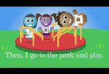 Sight Word Videos / Sight Word Videos, Sight Word Songs, Sight Words, Vocabulary Sight Words, Reading Sight Words, Preschool Sight Words, Kindergarten Sight Words, First Grade Sight Words / by Have Fun Teaching