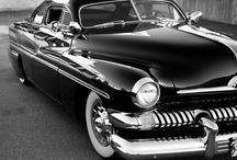 Ford Mercury 1949 & 1950's