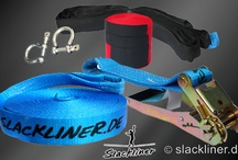 Products and equip / Our slackline products