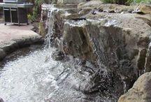 Funksjoner med vann