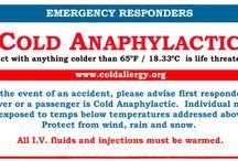 Cold Urticaria
