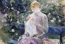 Художник Берта Моризо / Берта Моризо (фр. Berthe Morisot; 14 января 1841, Бурж — 2 марта 1895, Париж) — французская художница, входившая в круг художников в Париже, ставших известными как импрессионисты.